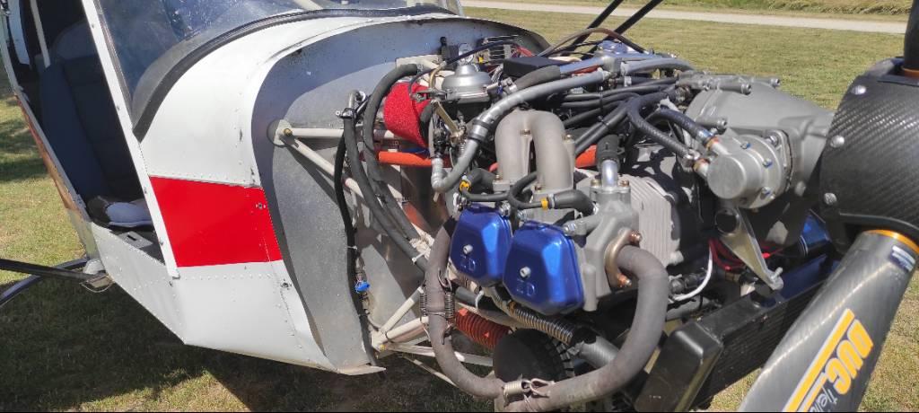 G1 avec moteur C100 Zongshen