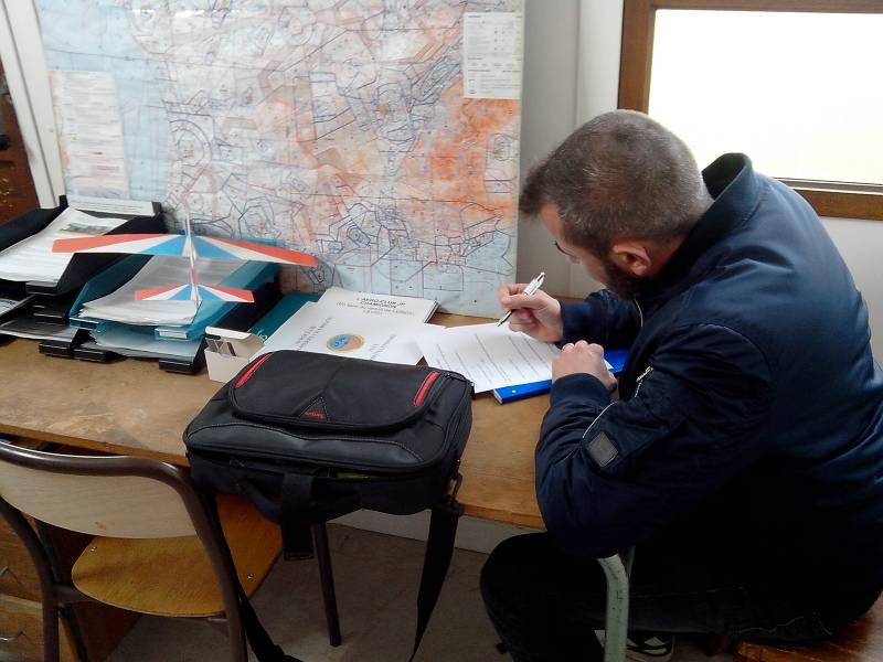 Concentration pour le test