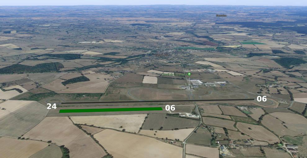 Aérodrome de Lurcy-Lévis