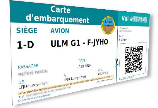 carte emabarquement