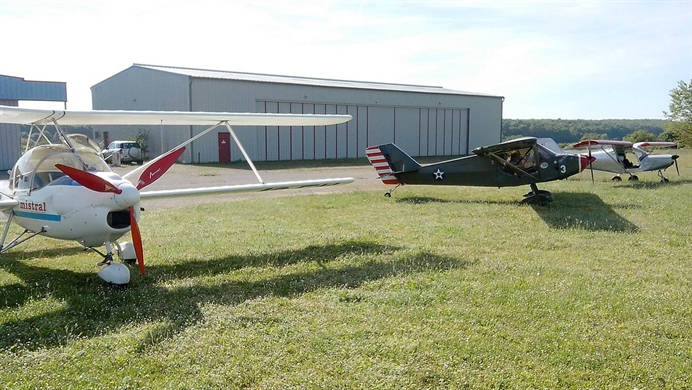 Aérodrome de Clamecy