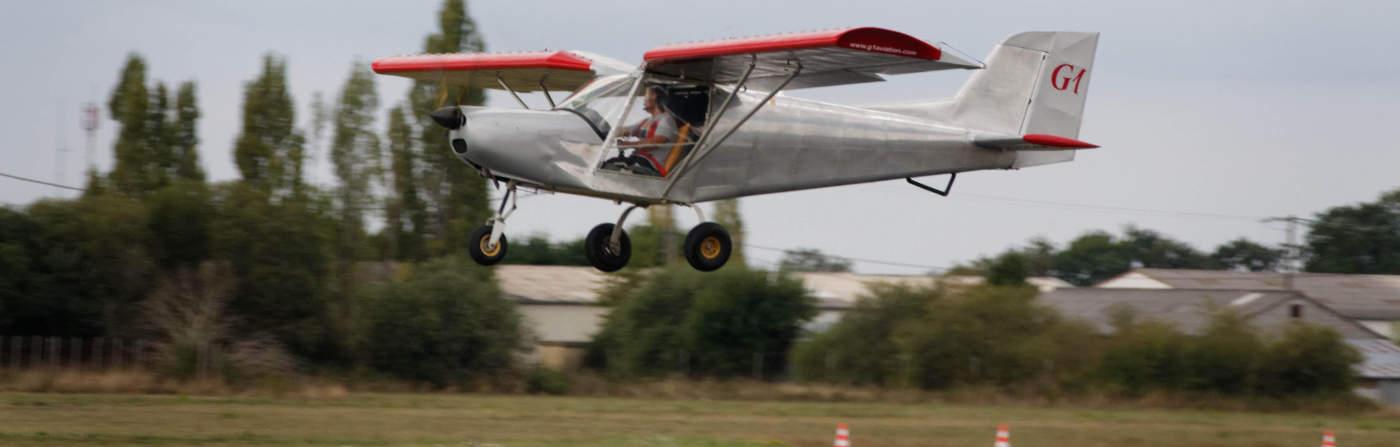 G1 au décollage